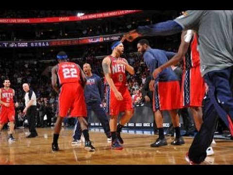 Nets - In their final season in New Jersey, take a look at the Nets Top 10 Plays from the 2011-2012 Regular Season!