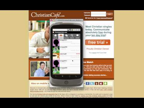 Video of Christian Dating Cafe