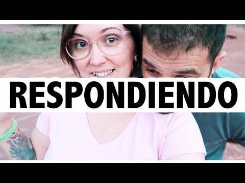 RESPONDIENDO VUESTROS COMENTARIOS Y PREGUNTAS Vlog
