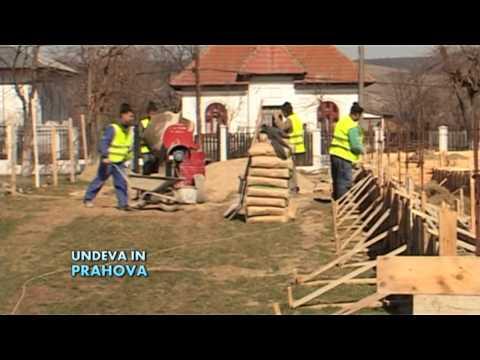 Emisiunea Undeva în Prahova – comuna Podenii Noi – 16 martie 2014