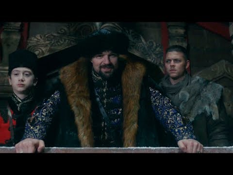 "Vikings 6x09 ""Oleg's Army"" Ending Scene Season 6 Episode 9 [HD] ""Resurrection"""
