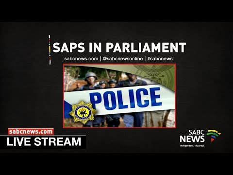 SAPS appears before the Police Portfolio Committee