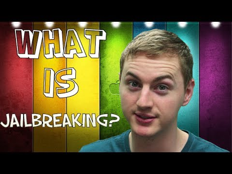 jailbreaking - What s jailbreaking? How a jailbreak works Get $$$ by using FREE apps ▻ http://goo.gl/BozA8N Subscribe! http://goo.gl/RqU0nl Most people with an iOS device (...