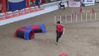 Joy & Chiqui in Individual Jumping