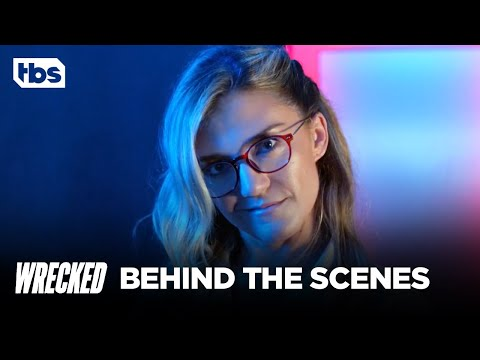 Wrecked: Outtakes - Season 3, Ep. 2 [BEHIND THE SCENES]   TBS