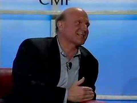 Steve Ballmer over Search