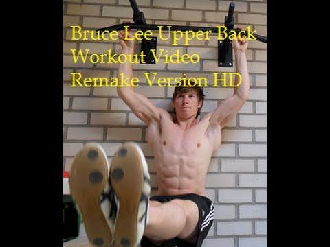 Wings Like Bruce Lee (remake) Upper Back Workout