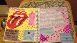 Как сделать свой дневник секретов 814