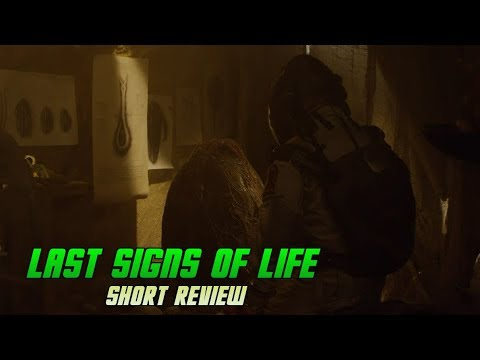 David's Lab - Last Signs of Life: Short Review