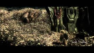 Nonton Dragon Scene From The Hobbit The Desolation Of Smaug 2013 Film Subtitle Indonesia Streaming Movie Download