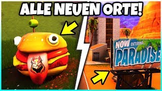 Video ALLE NEUEN ORTE 🔰 Season 5 MAP ÄNDERUNGEN + GEHEIME ORTE - Fortnite Battle Royale MP3, 3GP, MP4, WEBM, AVI, FLV Juli 2018