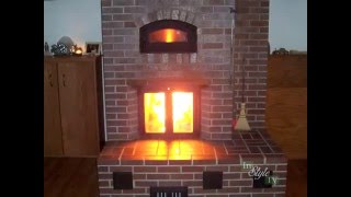 Masonry Heaters TV Segment