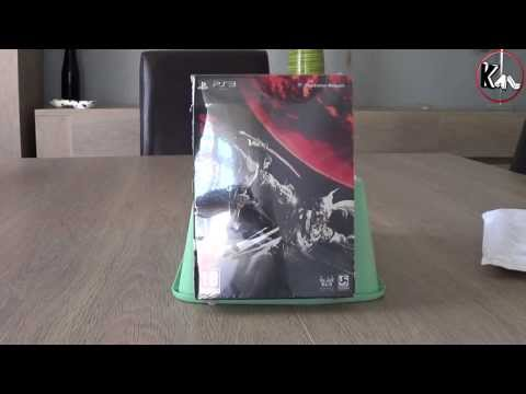 Unboxing Killer is Dead Fan Edition Ps3 (Euro Version)