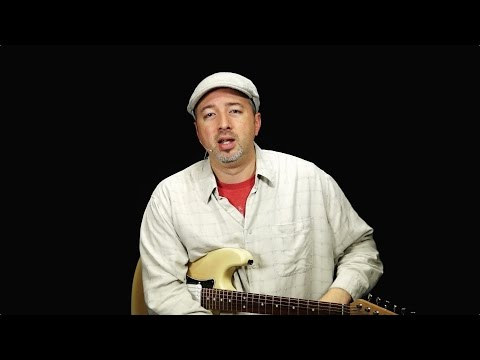 Why it's hard to sound like Jimi Hendrix