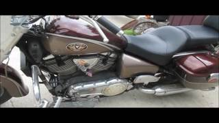 10. 2006 Victory Touring motorcycle for sale | no-reserve Internet auction August 17, 2016