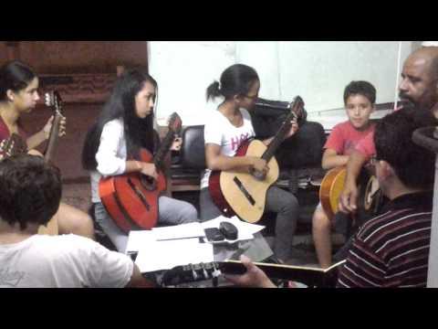 Aula de violão com rivaldo em guarujá