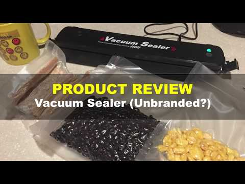 Vacuum Sealer - Do you want the perfect sealing solution?!?