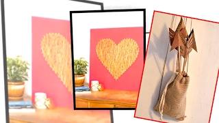 Идеи декора для влюбленных к Дню святого Валентина. Домашний декор, украшение квартиры, идеи для творчества. Идеи для красивого праздника. **************************************Подписаться на канал.https://goo.gl/i4h09U**************************************Идеи. Много идей. Идеи на все случаи. Бывает, что хочешь чего то, а... не знаешь как. Заходите к нам, тут много идей для творчества, для интерьера, для оформления и даже тенденции моды.