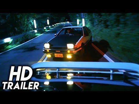 Initial D (2005) ORIGINAL TRAILER [HD 1080p]