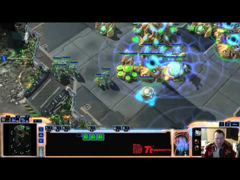 PvT learn how to deal with aggressive Terran play