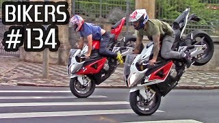 Video BIKERS #134 - Superbikes WHEELIES, BURNOUTs, RL's & Hard Accelerations on the Streets! MP3, 3GP, MP4, WEBM, AVI, FLV Maret 2019