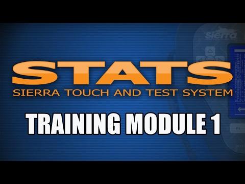Module 1—STATS Training Module 1