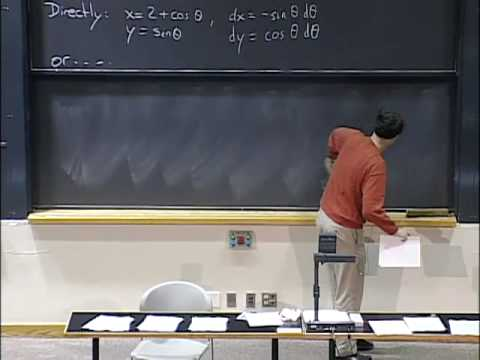 Lec 22 | MIT 18.02 Multivariable Calculus, Fall 2007