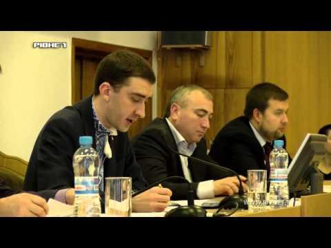 Як рівненська облрада понад 6 годин комісії ділила [ВІДЕО]