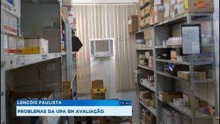 Fiscalização do TCE aponta problemas na Upa de Lençóis Paulista