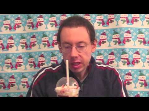McDonald's Chocolate Covered Strawberry Frappe Review – YouTube World Premiere