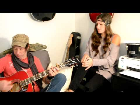 "Taylor Swift's ""Begin Again"" covered by Nicolette Mare"