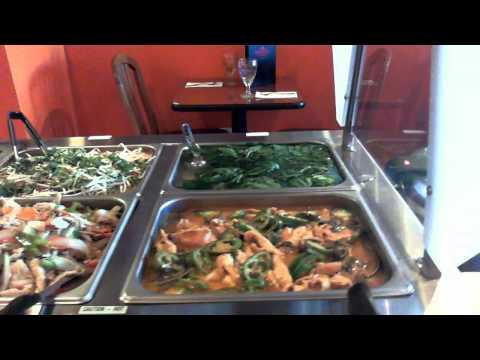 Lunch Buffet 6-7-2013