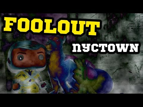 FOOLOUT - nycTowN! (Fallout Short Comedy)