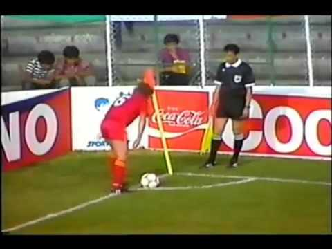 1986 World Cup .. Belgium - Soviet Union 4-3 aet