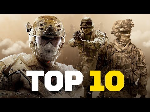 Top 10 Call of Duty Games of All Time