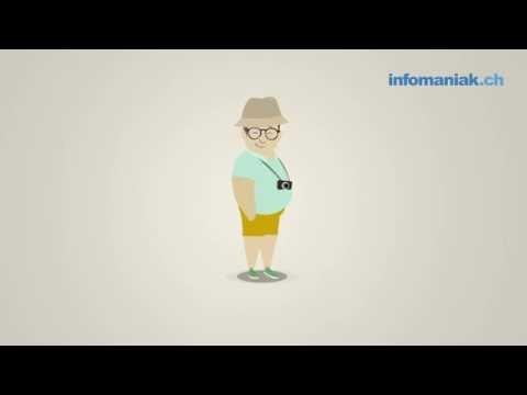 Spot Infomaniak Mon Site Facile avec WordPress