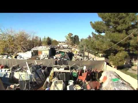 Hoarder has Enough Stuff to Fill a Football Field!