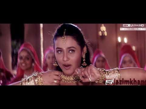 Tujhko Hi Dulhan Banaunga  4K Ultra HD Song 2160p Chalo Ishq Ladaaye 2000 Govinda, Rani Mukerji