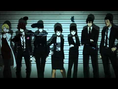 Psycho Pass - Out of Control [Nothings Carved in Stone]