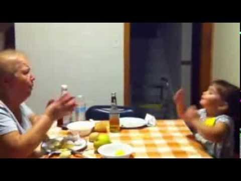 WATCH: Learning To Speak Italian