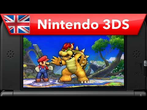 3ds - Learn the basics of Super Smash Bros.! Super Smash Bros. for Nintendo 3DS is available here: http://ow.ly/C7aol Official Website: http://www.smashbros.com/en-uk/ Facebook Smash Bros.: https://www....