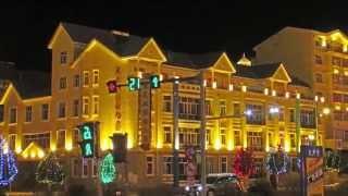 Manzhouli China  City new picture : Manzhouli at Night, Inner Mongolia, China 満州里の夜(3)
