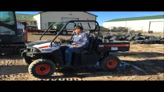 8. 2011 Bobcat 3200 utility vehicle for sale | sold at auction December 30, 2015