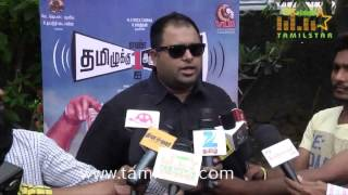 Thaman at Tamiluku En Ondrai Aluthavum Press Meet