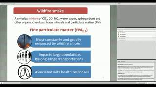 Mitigating impacts from wildfires