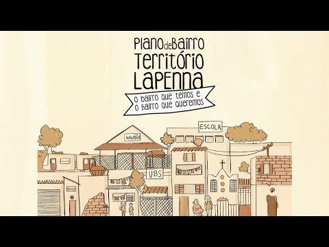 Território Lapenna: o bairro que temos e o bairro que queremos | São Miguel Paulista