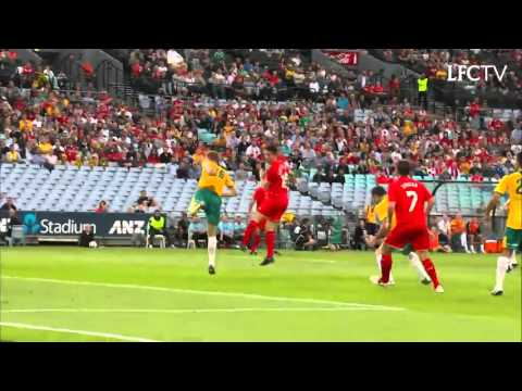 LFC Legends Vs Australian Legends Highlights