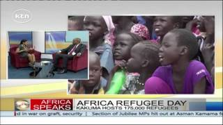 Africa Speaks 20th June 2015 AFRICA REFUGEE DAY - [Celebrating Resilience]