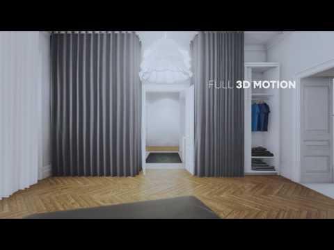 interior app 3D model