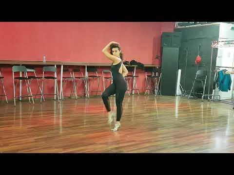 Marta Mignone - Lady Styling Kizomba Romania 2017